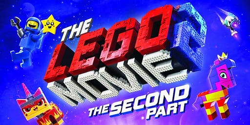 Movies at the Library - Lego Movie 2: The Second Part