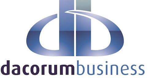 Dacorum Business Breakfast - June 2019
