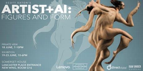 ARTIST+AI: Figures & Form tickets