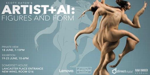 ARTIST+AI: Figures & Form