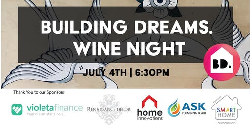 BUILDING DREAMS WINE NIGHT