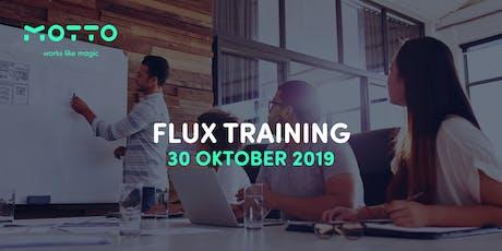 FLUX training oktober 2019 (Deurne) tickets