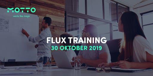 FLUX training oktober 2019 (Deurne)