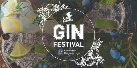 The Bluewater Gin Festival - 27th - 29th September tickets
