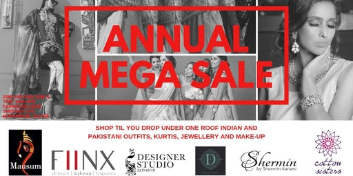 Annual Mega Sale