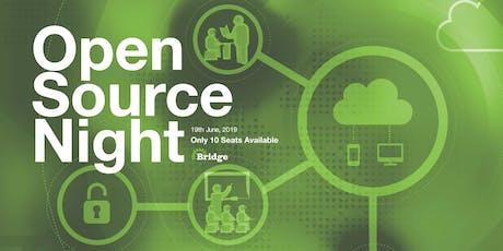 Open Source Night  tickets