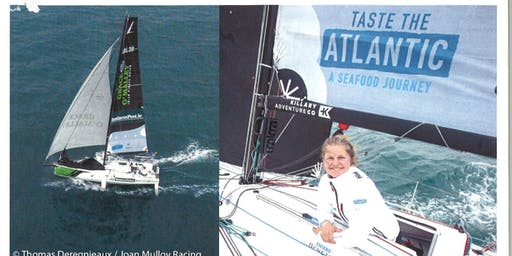 What does it take to be a Solo Sailor..Joan Mulloy is going to let us know!