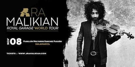 Ara Malikian en Salamanca - Royal Garage World Tour entradas