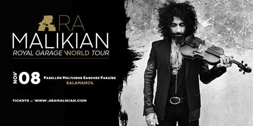 Ara Malikian en Salamanca - Royal Garage World Tour
