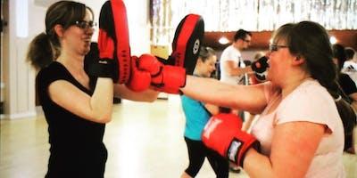 4 Week Ladies Kickboxing Course