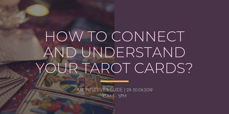 An Intuitive's Guide to the Tarot Cards tickets