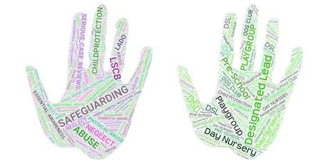 Safeguarding Children: Designated Safeguarding Lead (8317) tickets