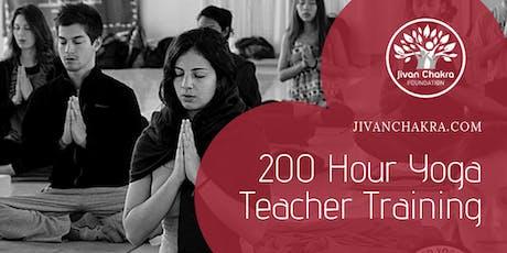 200 Hour Hatha Yoga Teacher Training in Rishikesh India tickets
