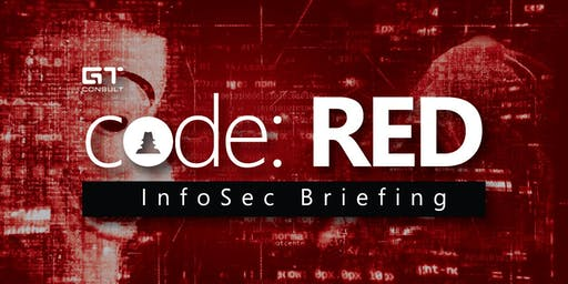 code:RED - InfoSec Briefing 2019: Johannesburg