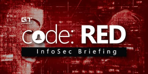 code:RED - InfoSec Briefing 2019: Cape Town