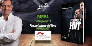 PARMA | Presentazione libro Formula HIIT
