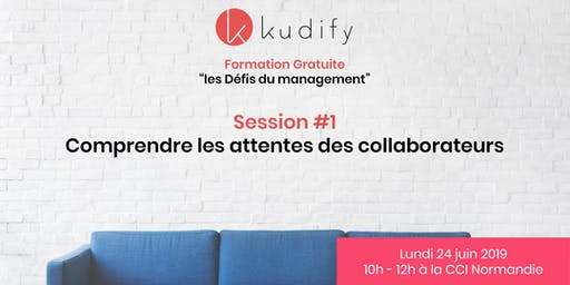 "Formation gratuite ""Défis du management"" #1"