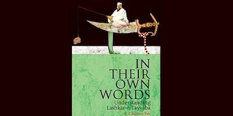 In Their Own Words: Understanding Lashkar-e-Tayyaba tickets