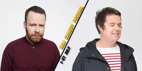 Paul McCaffrey & Neil Delamare - Deli Comedy Festival  tickets