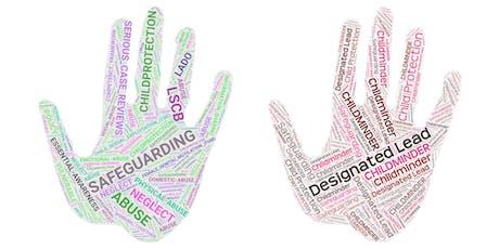 Safeguarding Children: Childminder Designated Safeguarding Lead (8318) tickets