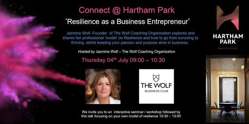 Connect @ Hartham Park Complimentary Networking Breakfast - July