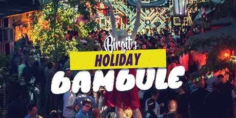 Birgit´s Holiday Bambule (House, Techno, 80s 90s, Pop & Hip Hop)  Tickets
