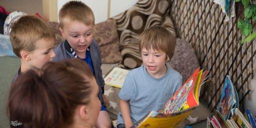 Childcare Induction Workshops SCHOOL (8320)