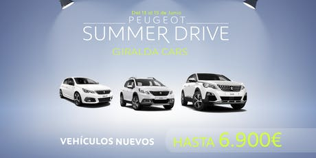 SUMMER DRIVE entradas