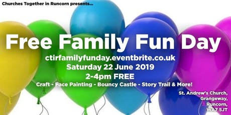 CTiR Family Fun Day tickets