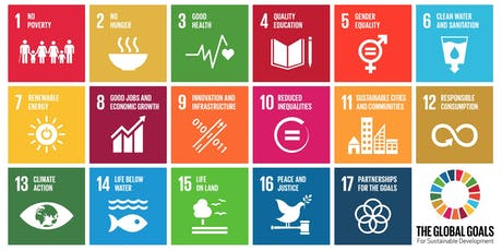 Impact Investing for the Local and Global Goals tickets