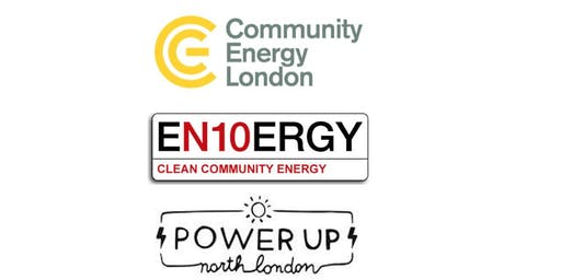 Community Energy in a Climate Emergency: North London takes action!