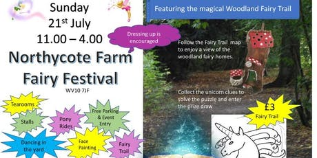 Fairy Festival at Northycote farm tickets