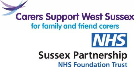 Carer Health and Training Event - July 2019 tickets