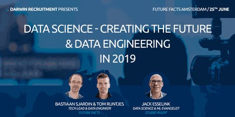 Data Engineering in 2019 tickets