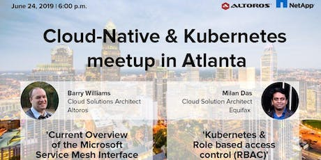 Cloud-Native and Kubernetes meetup in Atlanta tickets