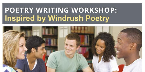 Poetry Workshop: Inspired by Selected Windrush Poetry
