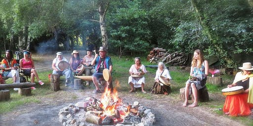 Summer Solstice Ceremony - SouthWest Earth Ceremonies in Support of XR