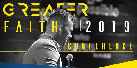 Greater Faith Conference 2019 tickets