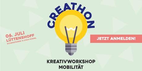 Creathon - KreativWorkshop Tickets