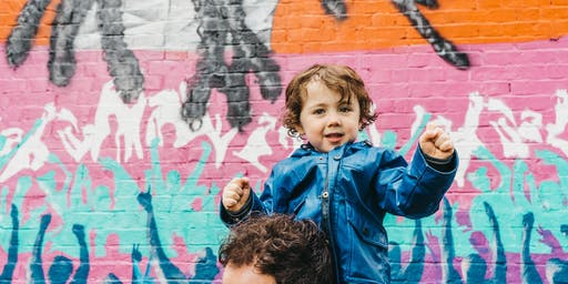 Up Our Street: Pop Up Family Dance Workshop