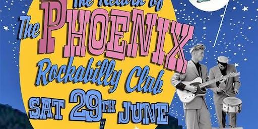 The Phoenix Rockabilly Club