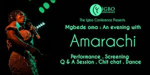 Mgbede Oma : An evening with Amarachi & Premiere of...