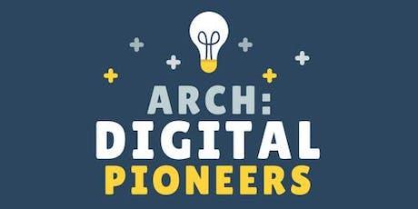 Arch Digital Masterclass // Google Ads tickets