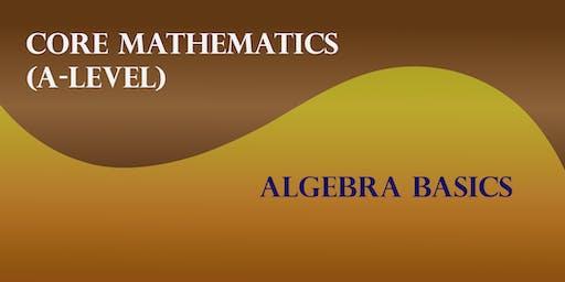 Core Mathematics (A Level) - Algebra