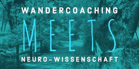 WanderCoaching & Neuro-Wissenschaft - Entscheidungsfindung besser verstehen Tickets