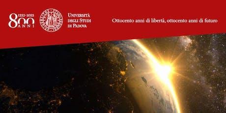 Esplorazione spaziale e sfide future con Stefano Debei biglietti