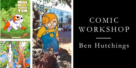 Comic Workshop with Ben Hutchings tickets