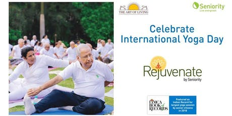 Rejuvenate by Seniority tickets