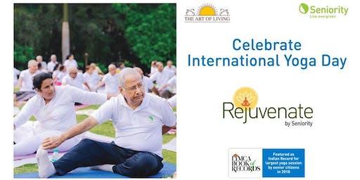 Rejuvenate by Seniority