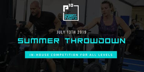 P10 Summer Throwdown 2019 tickets